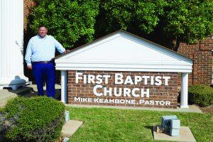 Returning home: Keahbone sees Gospel advancements as pastor of Lawton, First - Baptist Messenger of Oklahoma
