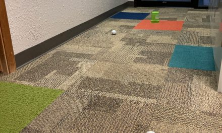Golf strokes for church folks: OKC, Emmaus enjoys unique form of fellowship