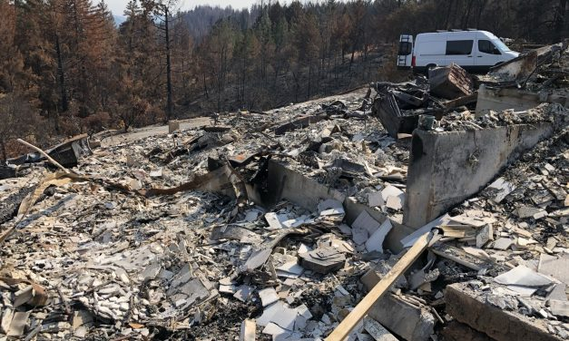 Churches link arms in response to California fires