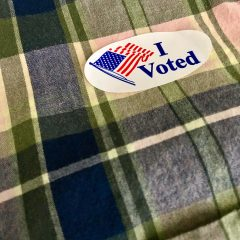 BLOG: Before & after you vote