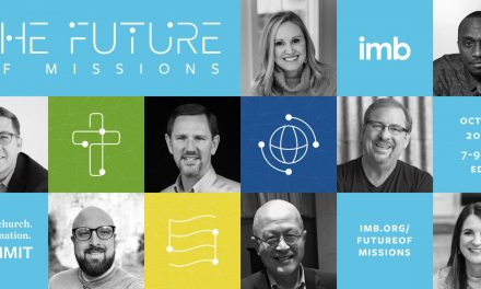 Registrations top 5,200 for IMB Future of Missions simulcast