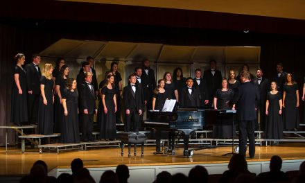 OBU to Host Fall Choral Concert Nov. 3