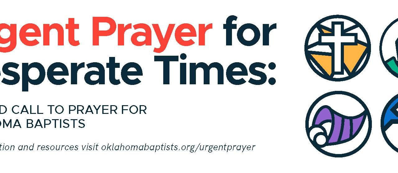 Oklahoma Baptists launch statewide united November prayer effort