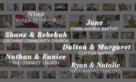 Southern Baptists celebrate sending 79 new missionaries