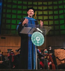 OBU celebrates the winter Class of 2020 during Nov. 21 ceremonies - Baptist Messenger of Oklahoma 1