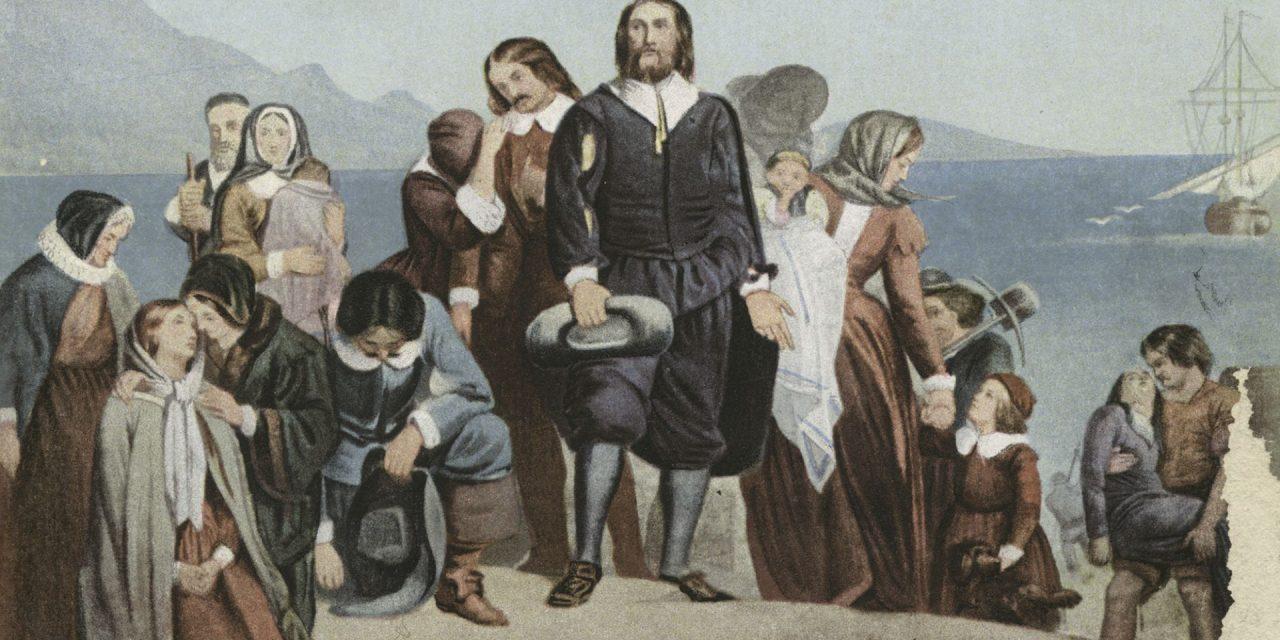 Mayflower among 'great turning points' despite NYT claims