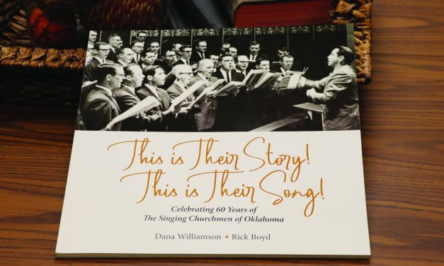 Singing Churchmen release 60th anniversary book