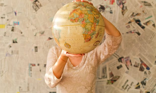 Six steps to becoming a Christian with a global perspective