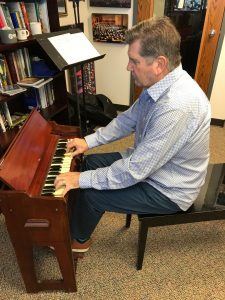 B.B. McKinney's organ donated to Oklahoma Baptists - Baptist Messenger of Oklahoma 2