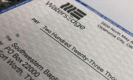 WatersEdge Endowment Distribution tops $8.5 million