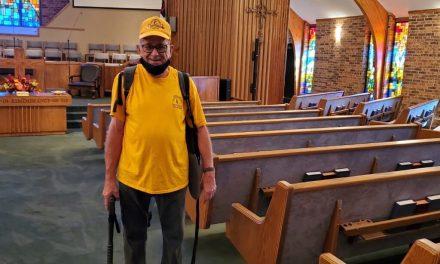 Oklahoma Baptists 'spray it forward' during COVID-19 outbreak
