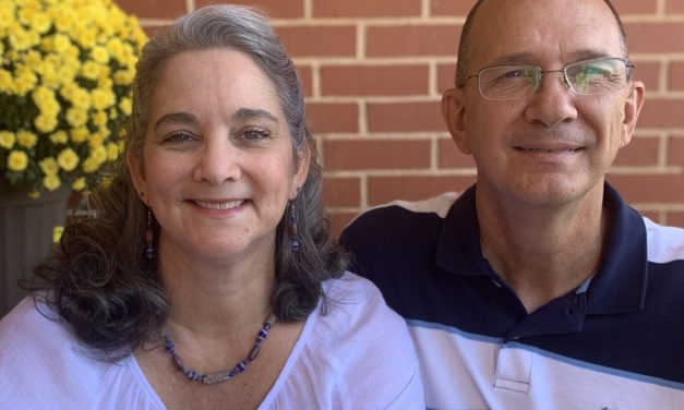 Kris and Shelley Riggs serve in Niger