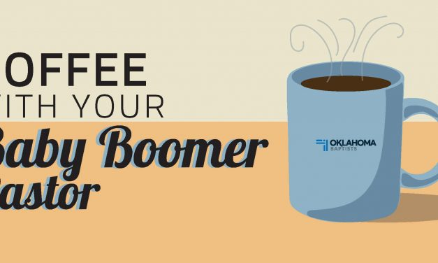 Blog: Coffee with your Baby Boomer pastor