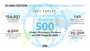 IMB partners with 140 international Baptist conventions in fulfilling Great Commission - Baptist Messenger of Oklahoma 1