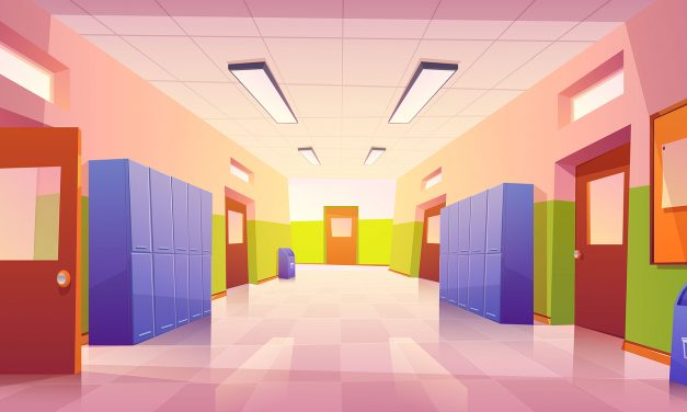 Rite of passage: Teachers' lounge