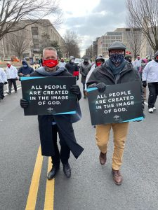 Greear proclaims abortion 'greatest moral tragedy of our day' at 2021 March for Life - Baptist Messenger of Oklahoma
