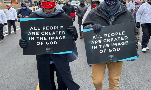 Greear proclaims abortion 'greatest moral tragedy of our day' at 2021 March for Life