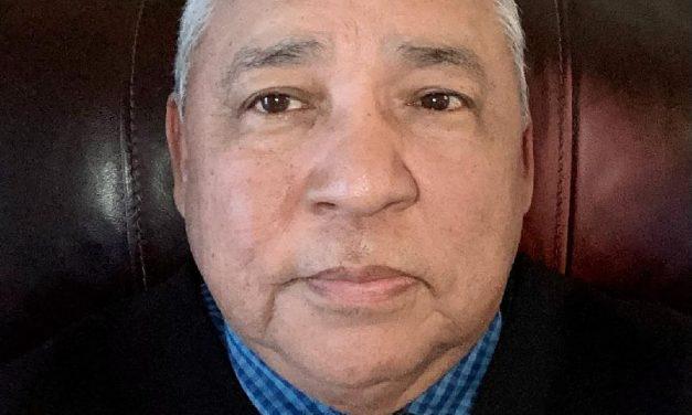 Gary Hawkins focuses on Native Americans