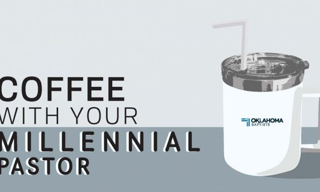 Coffee with your Millennial Pastor