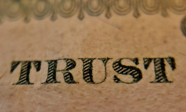 Sword & trowel: Mistrust, distrust & cynicism—Oh my!