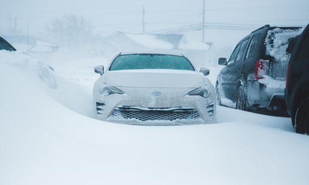 BLOG: 'Snowmageddon' & suffering