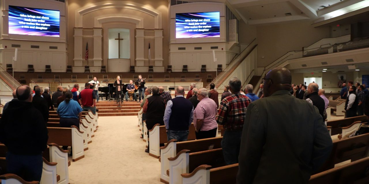 Priority of Preaching sees record attendance of pastors