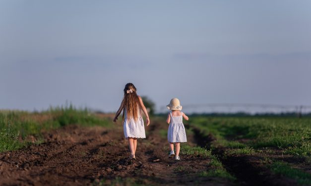 Rite of passage: A child's wisdom