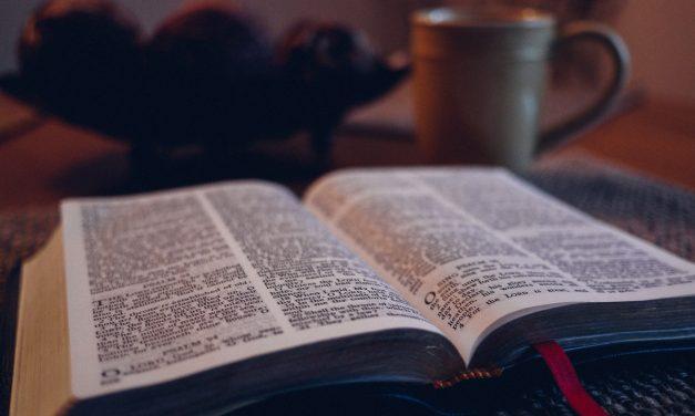 Blog: Second breakfast & Scripture