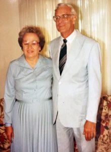 George and Hilda Cowsert