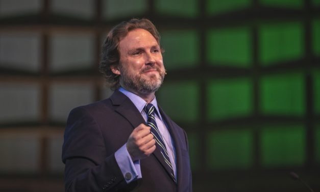 OBU President Thomas delivers powerful chapel message on wisdom March 24