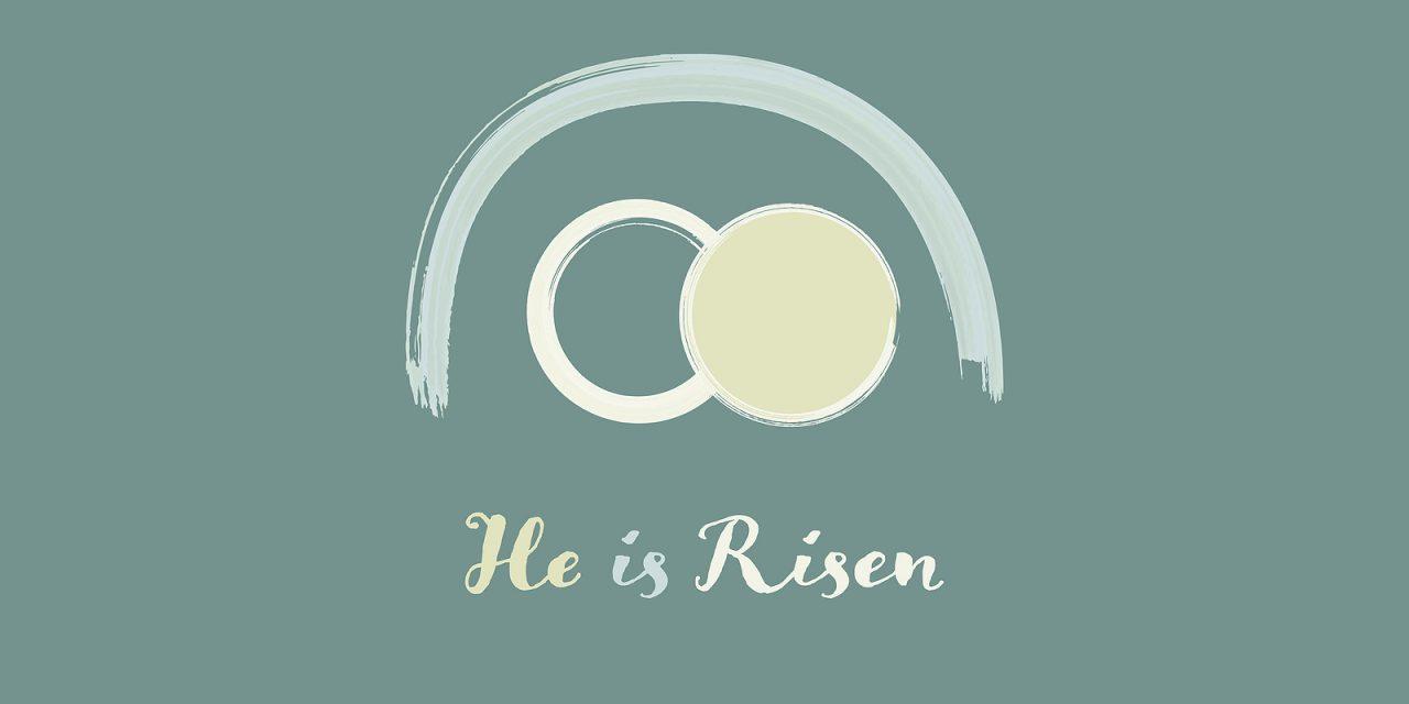 Encourage: He is risen indeed!