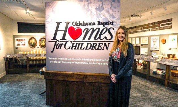 Baptist Children's Home unveils new and improved Heritage Room
