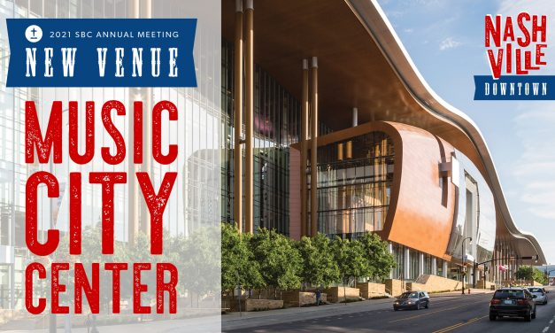 2021 SBC Annual Meeting to remain in Nashville, shift venues