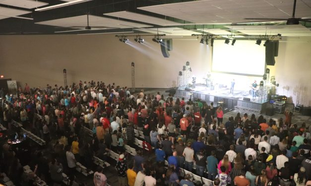 BCM Spring Retreat draws record attendance