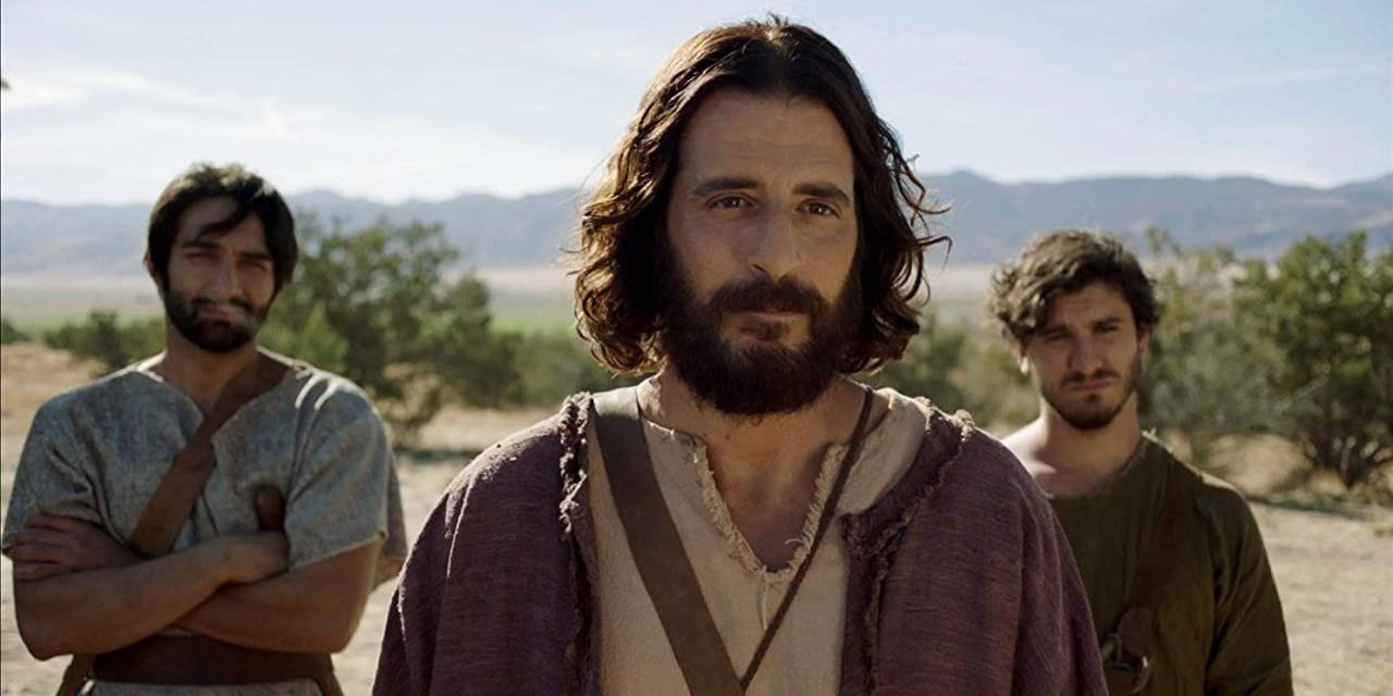 'The Chosen' may be the best film or TV show about Jesus … ever