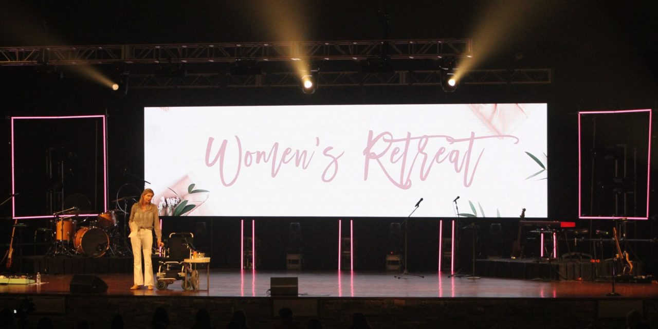 Women's Retreat offers 'Gifts' to in-person and livestream attendees