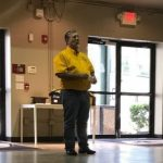Don Williams leads Disaster Relief team members