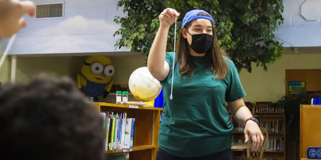 OBU Teacher Education Students Host STEM Day of Learning April 26 at Sequoyah
