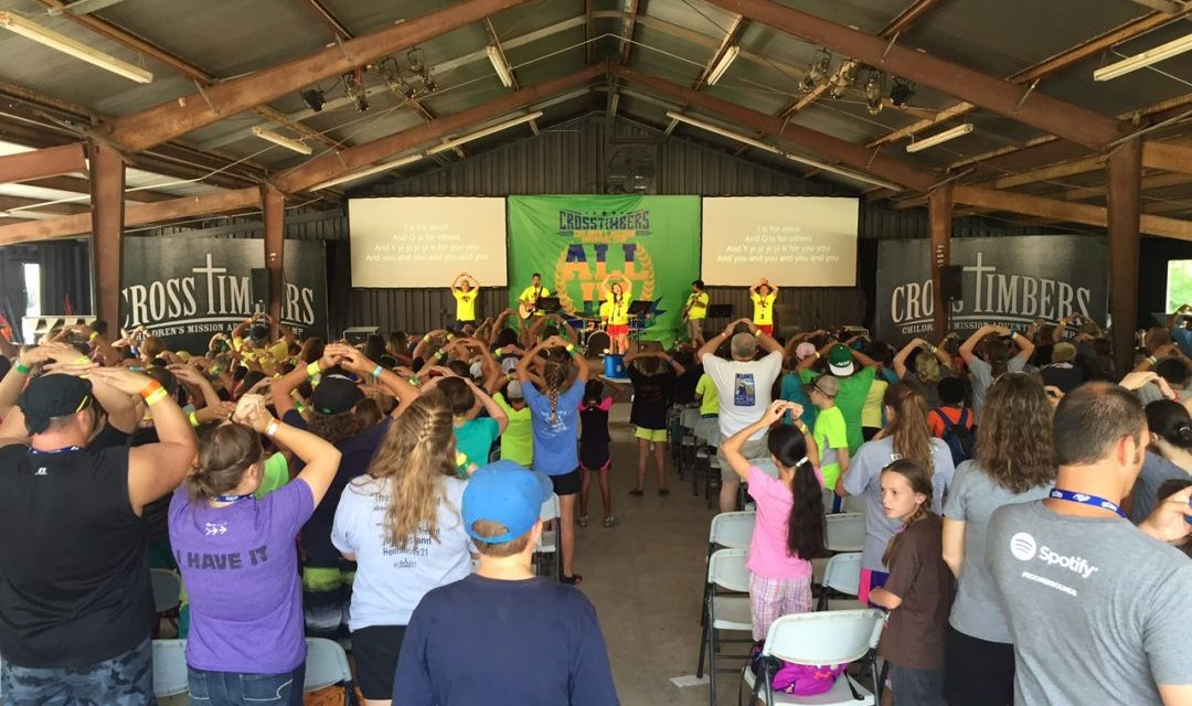 CrossTimbers 2021 set for Gospel impact