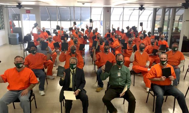 OBU Prison Divinity Program brings inmates hope, purpose