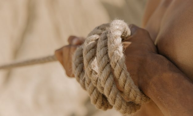 Cooperative Program: Holding the ropes at home