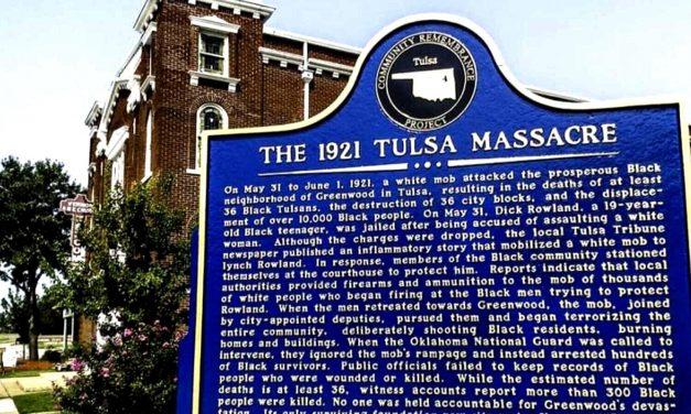 No place for racism, Tulsa pastor says on centennial of Tulsa Race Massacre