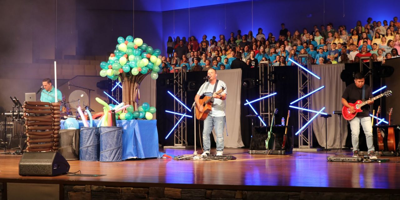ACC begins summer outreach opportunities for Oklahoma Baptists