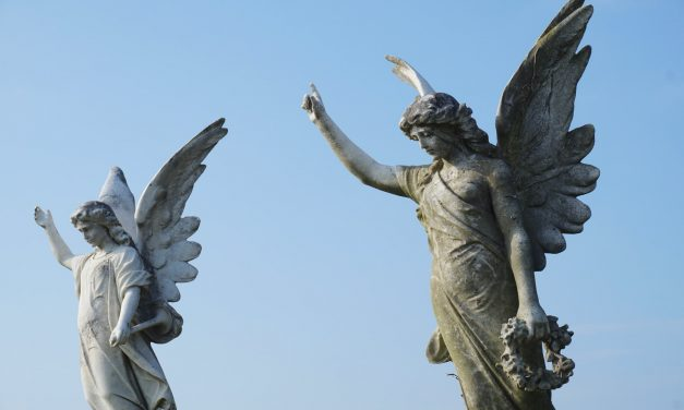 Blog: The longing of angels