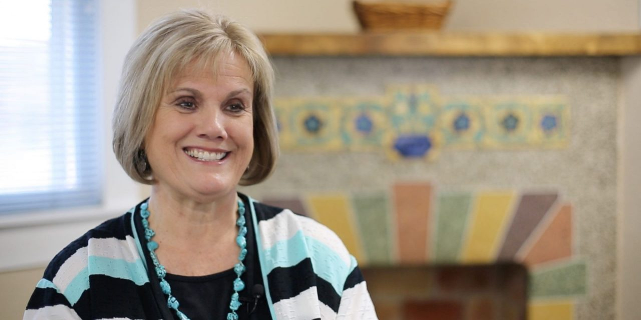 Dixon, new national WMU president, has heart for 'God's great mission'