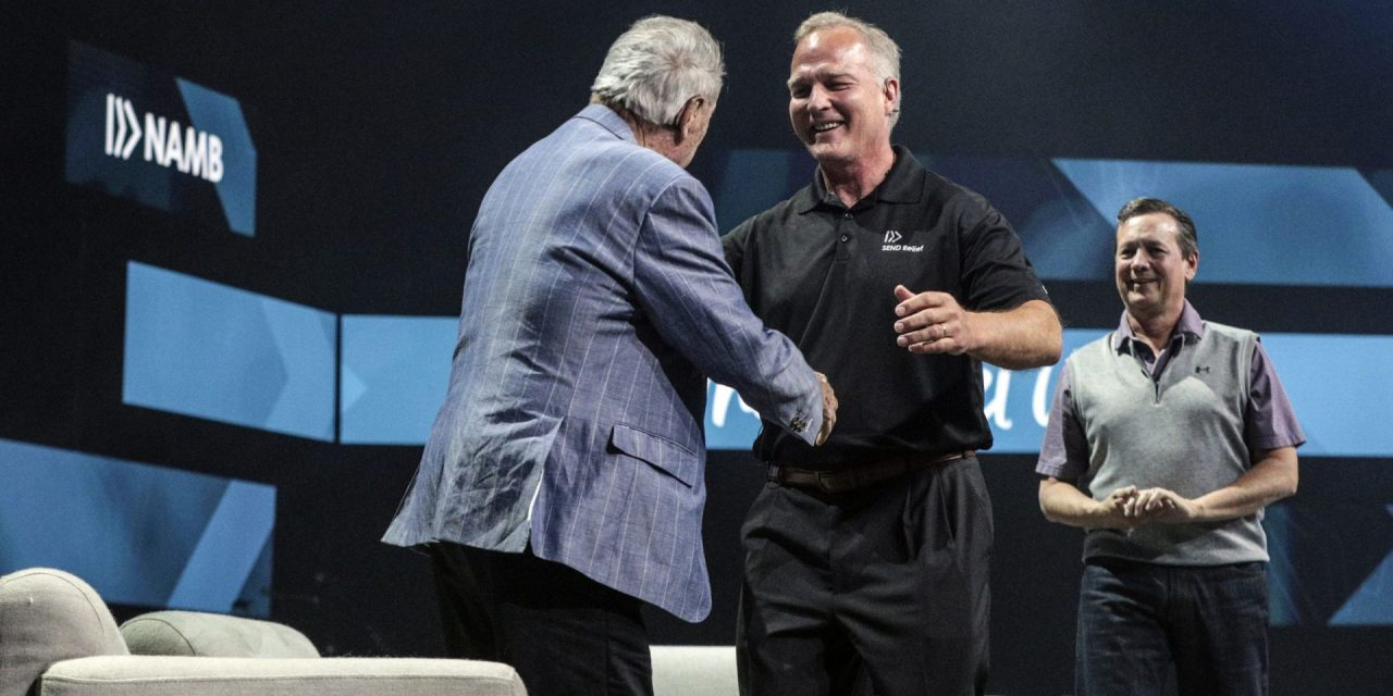 Bobby Bowden, Mark Richt headline NAMB luncheon with compassion, evangelism on display