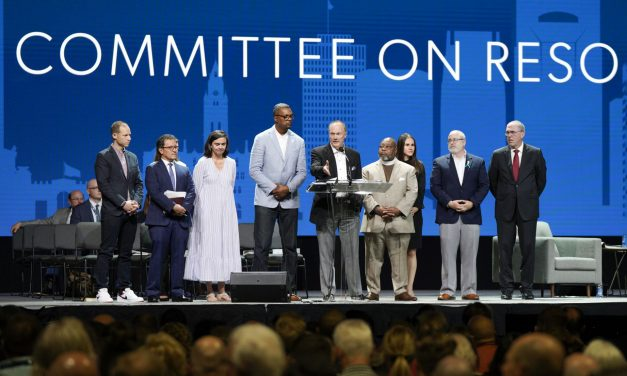 Messengers overwhelmingly affirm resolutions targeting racial reconciliation, Hyde Amendment, Equality Act