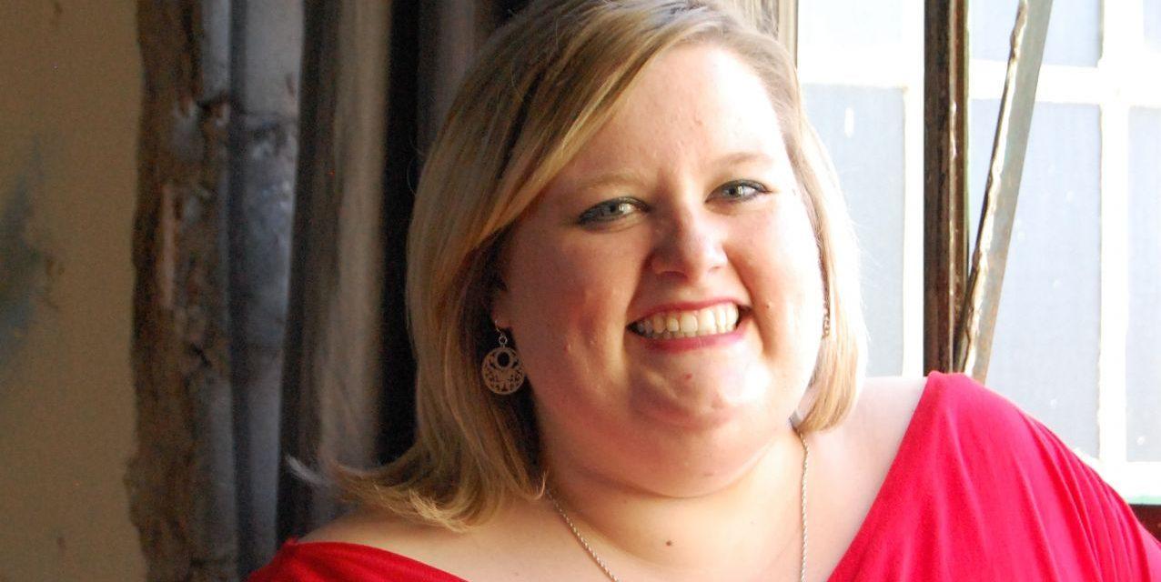 Sarah Wooten serves at Falls Creek