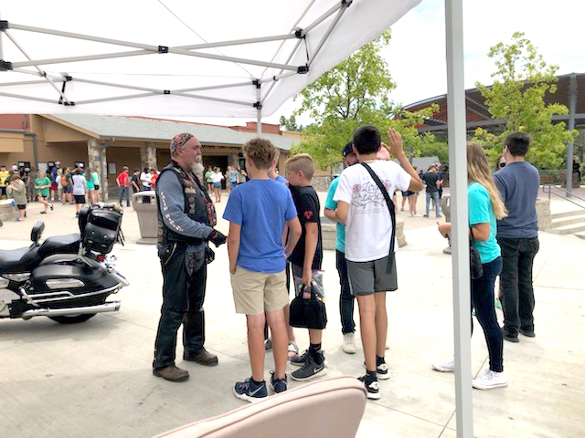 F.A.I.T.H. Riders rally around the Gospel at Falls Creek