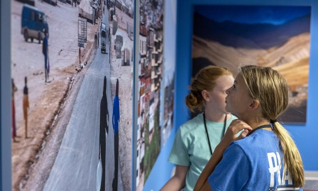 Missions education pays off for OKC, Southern Hills fifth and sixth graders with IMB tour